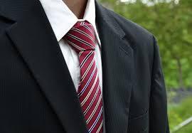 costume pour entretien d'embauche
