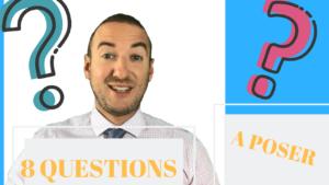 8 questions à poser en entretien