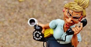 l'entretien téléphonique
