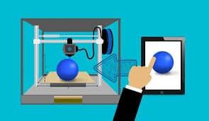 un métier du futur: imprimeur 3D