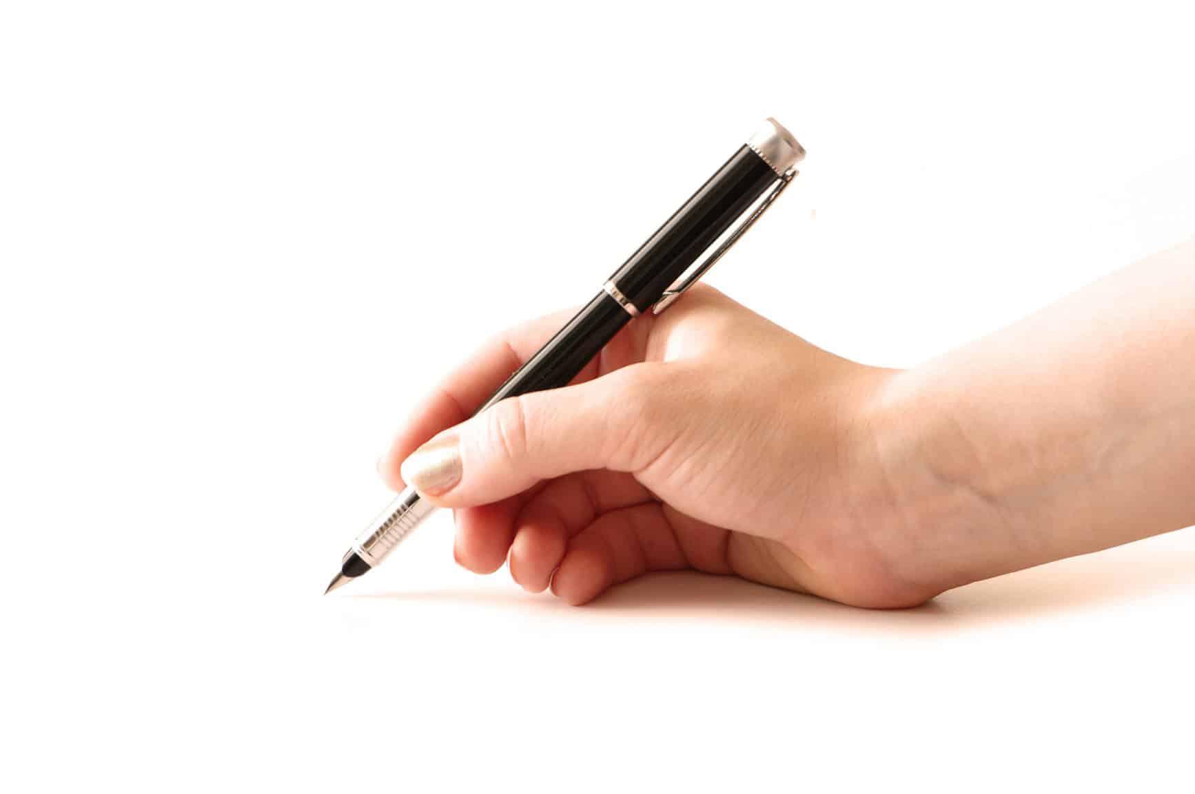 comment vendre un stylo en entretien d'embauche