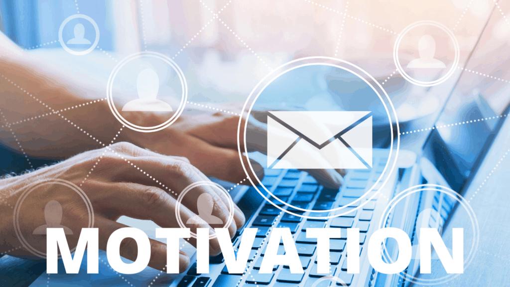 le mail de motivation