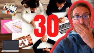 30 erreurs à ne pas faire en entretien