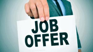 savoir bien présenter l'offre d'emploi