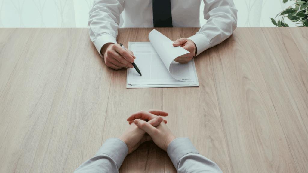 savoir se présenter en entretien d'embauche