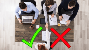les erreurs à ne pas faire en entretien d'embauche