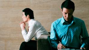 la posture est primordiale en entretien d'embauche