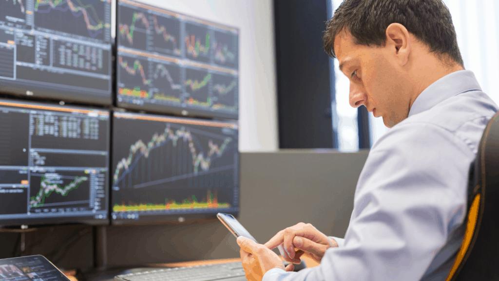 le métier de broker est le deuxième métier le mieux payé au monde
