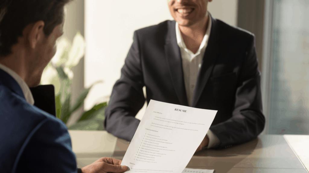 a quoi ressemble l'entretien d'embauche d'un développeur?