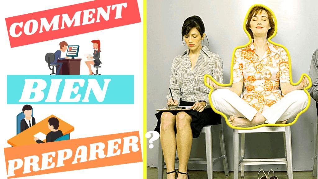 comment bien préparer son entretien d'embauche?